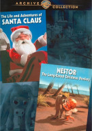 Life And Adventures Of Santa Claus, The / Nestor: The Long-Eared Christmas Donkey (Double Feature) Movie