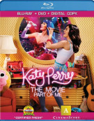 Katy Perry: The Movie - Part Of Me (Blu-ray + DVD + Digital Copy + UltraViolet) Blu-ray