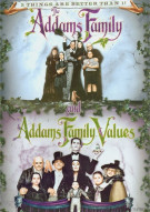 Addams Family, The / Addams Family Values (Double Feature) Movie