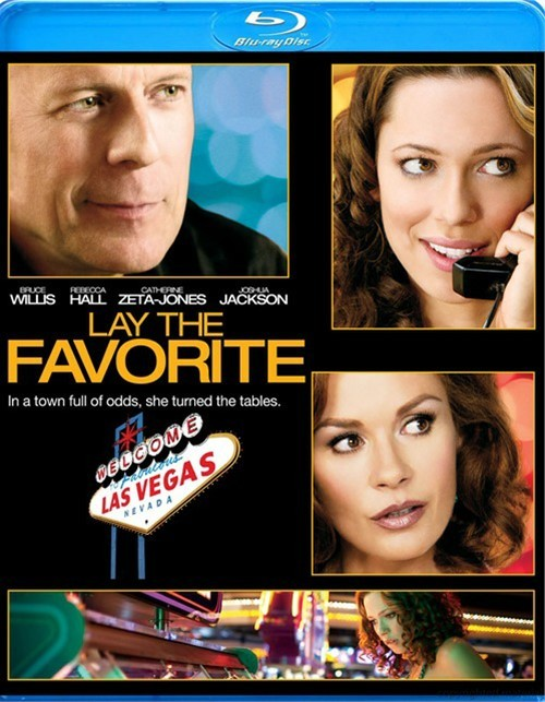 Lay The Favorite Blu-ray