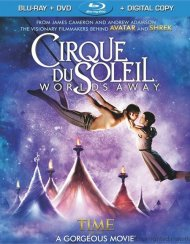 Cirque Du Soleil: Worlds Away (Blu-ray + DVD + Digital Copy + UltraViolet) Blu-ray