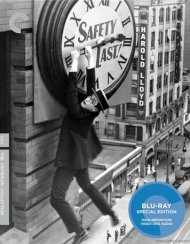 Safety Last!: The Criterion Collection Blu-ray