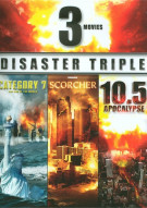 Disaster: Triple Feature Movie