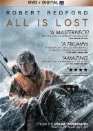 All Is Lost (DVD + UltraViolet) Movie