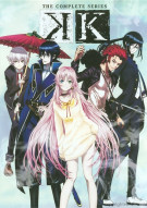 K: The Complete Series Movie
