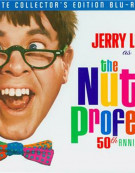 Nutty Professor, The: 50th Anniversary Ultimate Collectors Edition (Blu-ray + DVD Combo) Blu-ray