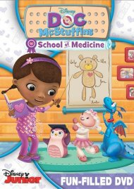 Doc McStuffins: School Of Medicine Movie