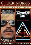 Chuck Norris Double Feature: Good Guys Wear Black / A  Of One Movie