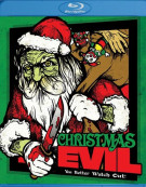 Christmas Evil (Blu-ray + DVD Combo) Blu-ray