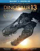 Dinosaur 13 (Blu-ray + UltraViolet) Blu-ray