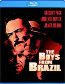 Boys From Brazil, The Blu-ray