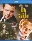 Lady From Shanghai, The Blu-ray