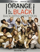 Orange Is The New Black: Season Two (Blu-ray + UltraViolet) Blu-ray