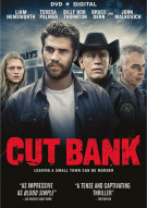 Cut Bank (DVD + UltraViolet) Movie
