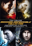 Mission Impossible Quadrilogy Movie