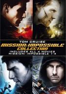 Mission Impossible Quadrilogy Movie