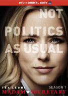 Madam Secretary: Season One (DVD + UltraViolet) Movie
