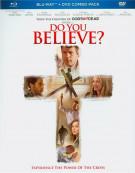 Do You Believe? (Blu-ray + DVD) Blu-ray