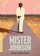 Mister Johnson: The Criterion Collection Movie