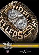 NFL Americas Game: 1975 Pittsburgh Steelers Super Bowl X Movie