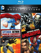 Superman/Batman: Public Enemies / Superman/Batman: Apocalypse (Double Feature) Blu-ray