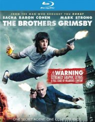 Brothers Grimsby, The (Blu-Ray) Blu-ray