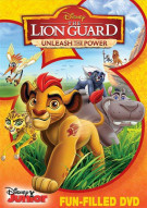 Lion Guard, The: Unleash The Power! Movie