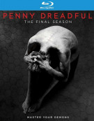Penny Dreadful: The Final Season Blu-ray