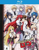 High School Dxd Born: Season 3  Limited Edition (Blu-ray + DVD Combo) Blu-ray