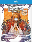 Labyrinth: 30th  Anniversary Edition (Blu-Ra + Ultra-Violet) Blu-ray