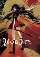Blood C: The Complete Series (Blu-Ray-Dvd Combo Pack) Blu-ray