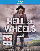 Hell On Wheels: Season 5 Vol2- Final Episodes Blu-ray