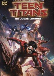 Teen Titans: The Judas Contract Movie