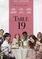 Table 19 (DVD + UltraViolet) Movie