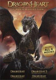 Dragonheart: 4-Movie Collection Movie
