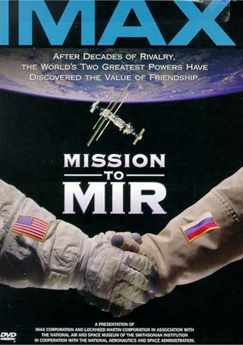 IMAX: Mission To Mir Movie