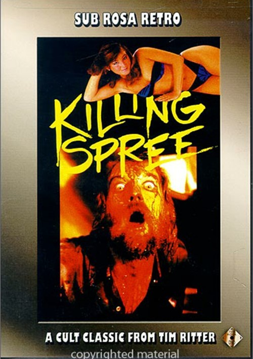 Killing Spree Movie