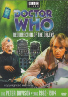 Doctor Who: Resurrection Of The Daleks Movie
