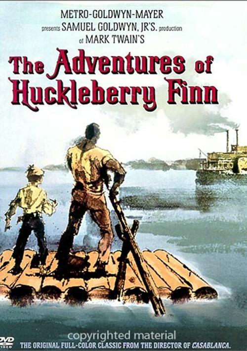 Adventures Of Huckleberry Finn, The Movie