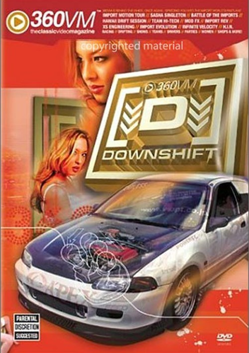 360VM: Downshift Movie