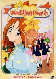 Wedding Peach: Volume 2 - Pluies War Movie