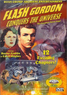 Flash Gordon Conquers The Universe (Troma) Movie