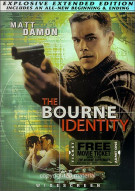 Bourne Identity, The: Explosive Extended Edition (Widescreen) Movie