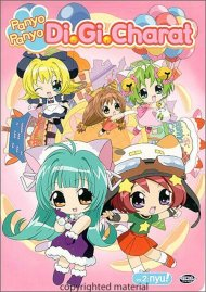 Panyo Panyo Di Gi Charat: Volume 2 - Nyu! Movie