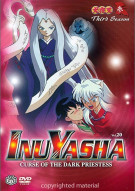 Inu-Yasha: Curse Of The Dark Priestess - Volume 20 Movie