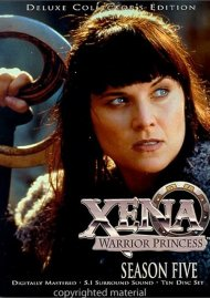 Xena: Warrior Princess - Season Five Movie