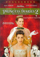 Princess Diaries 2: Royal Engagement (Fullscreen) Movie