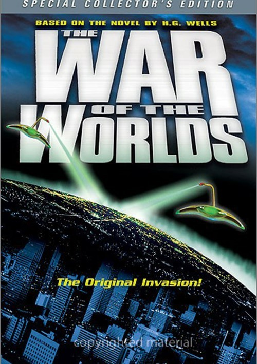 War Of The Worlds, The: Special Collectors Edition (1953) Movie