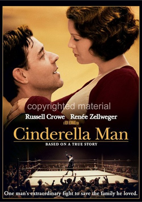 Cinderella Man (Fullscreen) Movie
