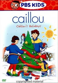 Caillou: Caillous Holidays Movie